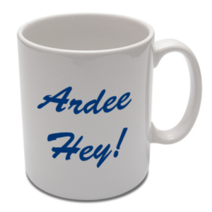 Ardee Hey! Mug
