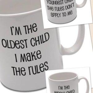 Siblings Mugs