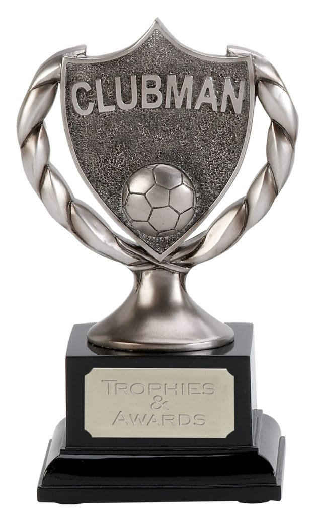 Personalised Football Club Award - Wee County Trophies and Awards