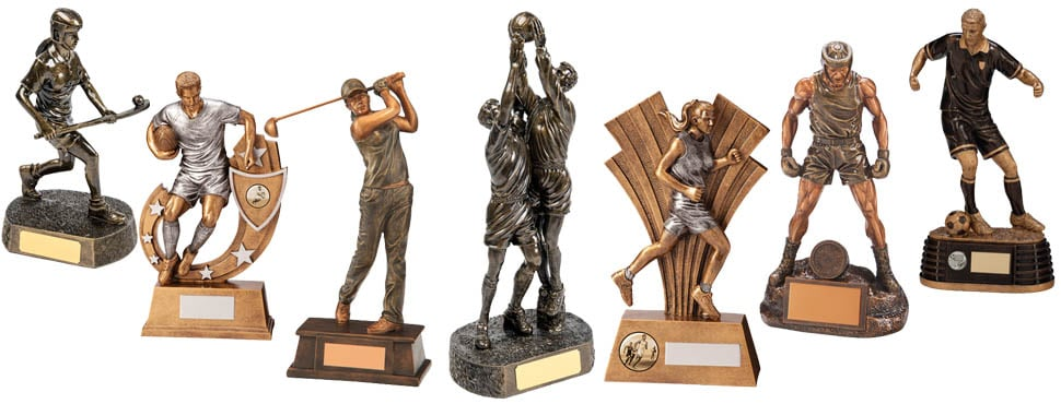 Sporting Awards and Trophies - Wee County Trophies