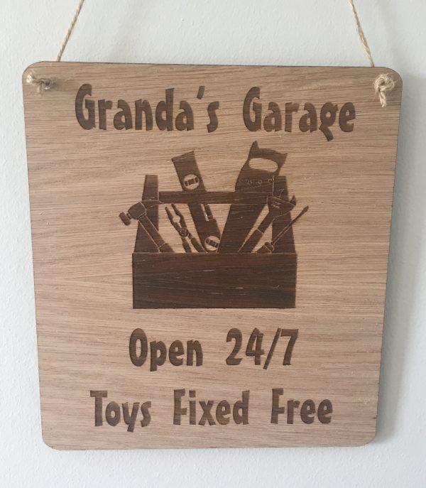 Granda's Garage