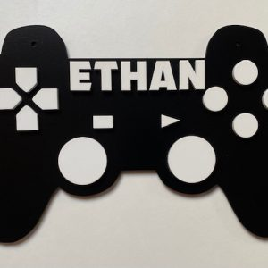 Personalised Games Controller Sign