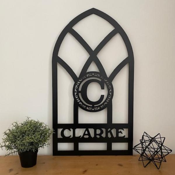 Arch Monogram